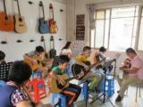 佛山专业吉他教学培训暑假培训班