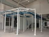 铝合金型材喷涂设备 无锡博兰德制造多功能涂装设备流水线
