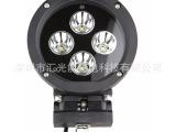 40W led工作灯 最新款车灯 4颗CREE10W灯珠 各种车
