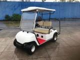 二手2座高尔夫电动观光车特价出售