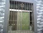 成都双流维也纳铁艺防盗窗 铁艺阳台护栏