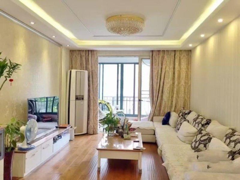 万家丽银港水晶城+精装三房+头次出租+近地铁+浏阳河拎包入住