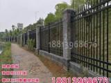 梅州道路外墙栅栏美观 佛山锌钢护栏一站式服务 厂区铁钢围栏