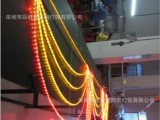 热销LED过街灯-LED花朵造型过街灯 各式横跨街灯马年新款式