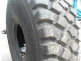 优质工程机械轮胎钢丝胎23.5R25块状花纹装载机轮胎