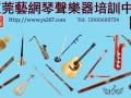 厚街学乐器一对一教萨克斯二胡葫芦丝笛子箫吉他专业老师东莞石排