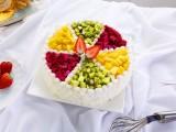 武汉洪山区生日蛋糕,网上下单,快速送货上门