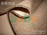 厂家现货供应 平板麻450D仿麻布细方块麻各类仿麻窗帘坯布