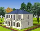 南充自建房 别墅 小洋房 乡镇房屋 景观设计及施工