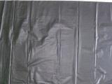 60*100CM黑色80平口垃圾袋