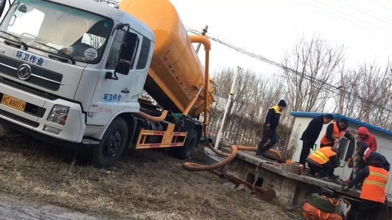 米东区医院附近汽车高压清洗管道清淘化粪池污水池
