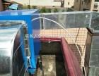厨房排油烟系统安装厨房风机维修安装厨房通风管道安装