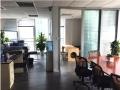 鄞州广博国贸大厦201平精装高楼层办公室出租有图!