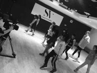 武汉sv舞蹈工作室 成人艺考 街舞爵士培训