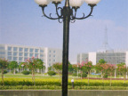 库存各类优质庭院专用铸铝 LED 庭院灯