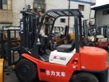 二手叉车市场,二手2.5吨,3吨合力叉车廉价出售,全国质保