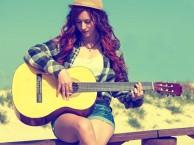 白石洲吉他教学 白石洲吉他老师 民谣吉他弹唱 学吉他