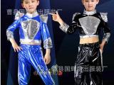 六一儿童舞蹈服男女童新款爵士舞街舞演出服装幼儿爵士舞表演服