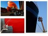 氯化橡胶面漆 船用防锈漆 船舶防锈漆
