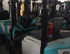 杭州二手电动柴油叉车 二手合力叉车等 附近二手叉车转让