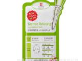 丽得姿LEADERS茶树控油韩国针剂面膜原创品牌 招商代理加盟