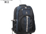 HL810奥王/AOKING新款初中小学生拉杆书包外贸原单旅行包