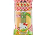 日本儿童面条 播州Hello Kitty 多彩蔬菜三色面 婴幼儿