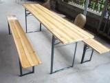 青岛啤酒桌椅/户外桌椅/青岛折叠桌椅/烧烤桌椅/青岛庭院桌椅