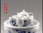 会议礼品 陶瓷茶具 陶瓷茶具定做