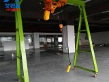 艾锐森定制2T移动龙门架注塑机模具吊架