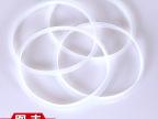 生产食品级锅盖护圈套 耐高温硅胶密封圈