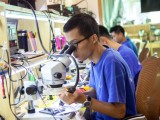 阜新富刚苹果安卓手机维修培训中心