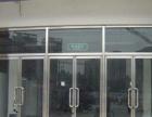 天津东丽区供应旋转玻璃门天津维修底商玻璃门专业快捷