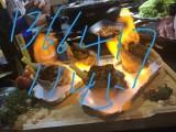 炭火烤肉上门技术指导