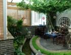 顺义庭院绿化 园林设计