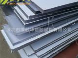 透明PC板切割 建筑遮蓬防紫外线PC聚碳