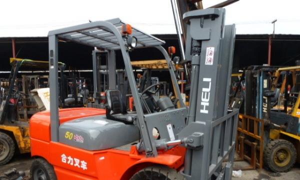 二手柴油叉车,电动平衡重叉车,蓄电池叉车5吨叉车