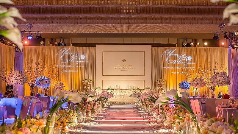 双流创意主题婚礼策划,爱笃婚礼:做有温度的婚礼!