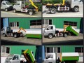 勾臂 自卸 挂桶 压缩垃圾车厂家直销质量有保证价格更优惠!