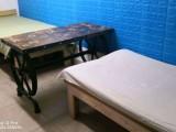 國展十號地鐵線床位出租高檔社區環境舒適單人鋪空間大700起