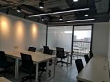地段好 環境佳 精裝修 成都辦公室出租 地址可注冊開戶