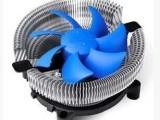 台式机电脑风扇 多平台主板CPU散热器 AMD lntel静音