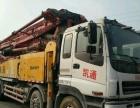 混凝土泵车三一重工11年三一48米