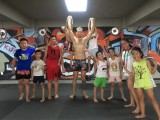 暑假青少年散打培训班 泰拳培训班 少儿武术培训班