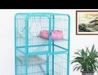 出售自家用的猫笼子3个