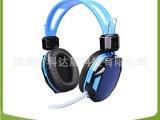 深圳厂家新款耳机批发+电脑语音耳麦+th-104游戏耳机