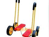 平衡踩踏车幼儿园感统训练器材玩具教具四轮平衡脚踏车健身儿童BT