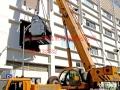 丰台大型设备卸车搬运进厂就位专业机器吊装公司