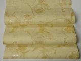 美国约克(York)欧复古式素雅大花 纯纸精美壁纸