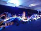 河源鋼結構展臺酒店商場展覽展示工程制作搭建